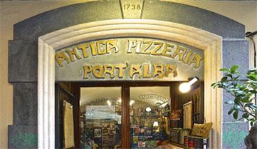 Conheça a pizzaria mais antiga do mundo.